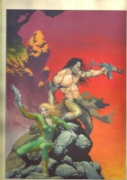 Ribic - Cover Code Name: Scorpio 4 Comic Art